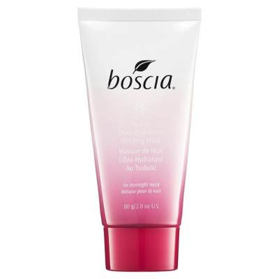 10. Boscia Tsubaki Deep Hydration Sleeping Mask
