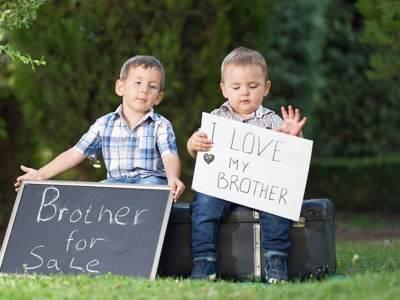 #FORUM Jarak usia antara kakak dan adik