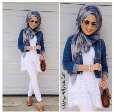 3. Hijab yang Terlalu Besar di Kepala