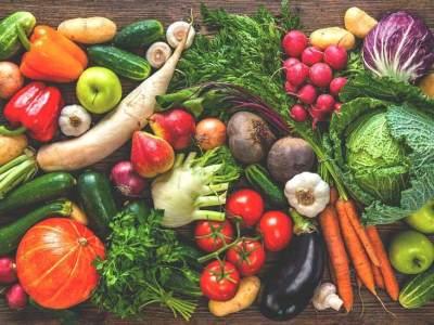 Sayuran Pada Malam Hari