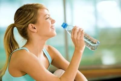1. Kandungan Air dalam Tubuh