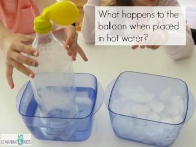 2. Balon Memuai