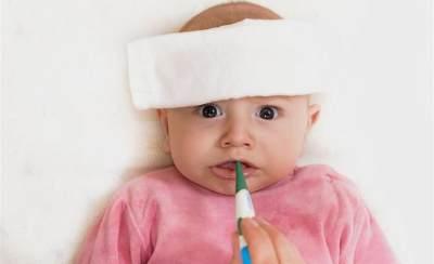 Pertolongan Pertama pada Bayi Demam
