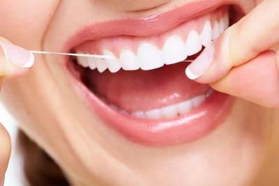Gunakan Dental Floss
