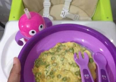 2. Telur dan Buncis