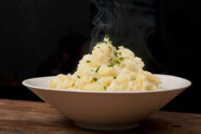 Basic Mashed Potato