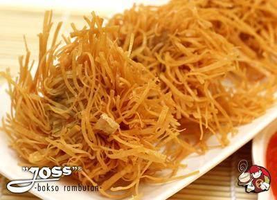 9. Bakso Rambutan