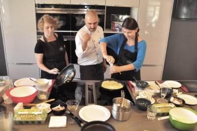 Ikuti Resep Ini untuk Bikin Omelette Lezat Bak Buatan Koki Handal
