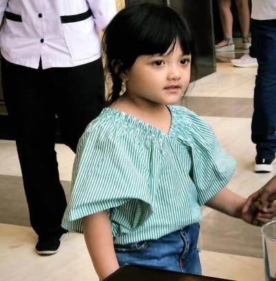 Imutnya! Ini Dia Model Rambut Anak Perempuan Artis Indonesia yang Bisa Jadi Inspirasi