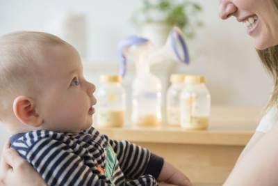 Jangan Terlalu Lama Meninggalkan Bayi Tanpa Memberi ASI