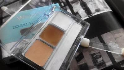2 in 1, Concealer dan Eyeshadow Base