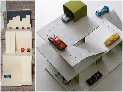 4 Ide DIY Permainan Anak dari Barang Tak Terpakai di Rumah