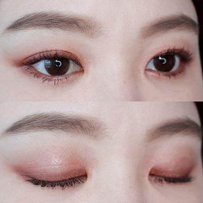 Cukup Gunakan Satu Warna Eyeshadow