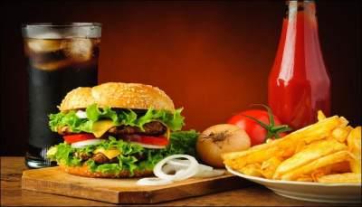 Junkfood dan Fastfood
