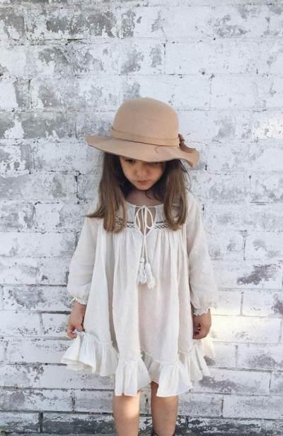 Moms, Ini Dia Inspirasi Baju Anak Perempuan Lucu yang Modis Banget!