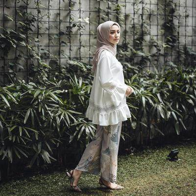 Inspirasi Model Fashion Hijab yang Disukai Pria