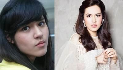 Bikin Tercengang! Ini Dia Foto-Foto Perubahan Artis Indonesia Dulu dan Sekarang