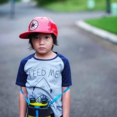 Dapat Rekor Muri, Begini Cara Anak Anji Ciptakan Lagu Anak 'Telur Dadar'