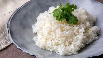 5. Nasi Putih