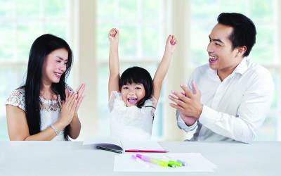 2. Puji Anak Karena Usaha, Bukan Kecerdasannya