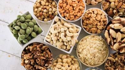3. Kacang-kacangan