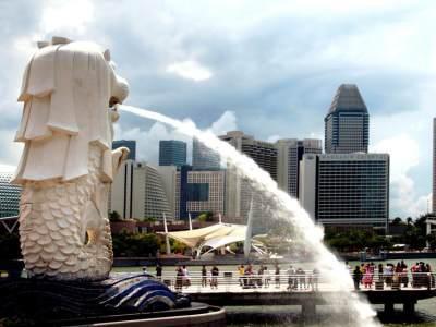 7. Singapura