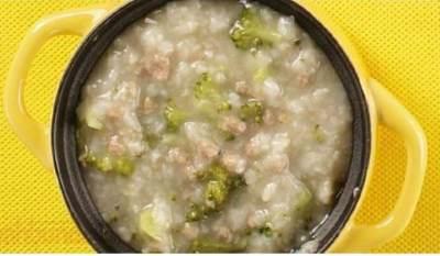 Moms, Nih Resep MPASI Nasi Tim Brokoli untuk Menambah Berat Badan Si Kecil