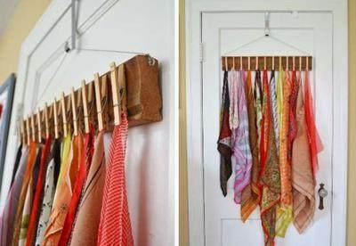 Biar Rapi dan Hemat Tempat, Begini Lho Caranya Menyimpan Koleksi Hijab Kamu!