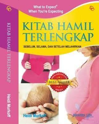 Ngabuburit Puasa, Tambah Wawasan dengan 4 Referensi Buku Kehamilan Ini
