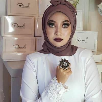 Meski Mendapatkan Komentar Negatif, Tapi Hijab Pocong Tetap Viral