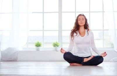 2. Meditasi Napas