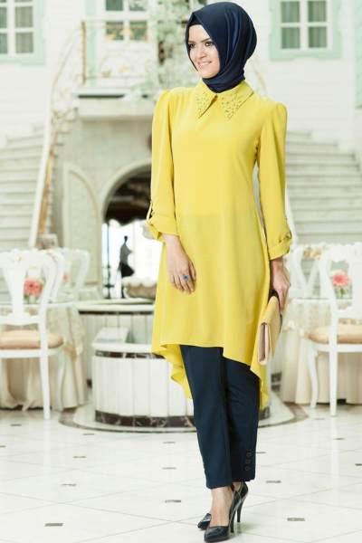 Tunik Warna Kuning