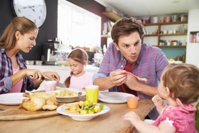 1. Makan Bersama