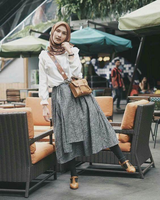 Tampil Fashionable Dengan Legging Wudhu Kekinian Why Not