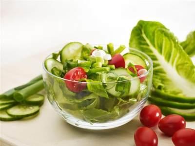 Konsumsi Salad