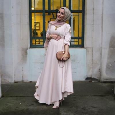 Yuk, Tampil Cantik dengan Ide Padu Padan Baju Lebaran Ibu Hamil Populer di Tahun 2018!