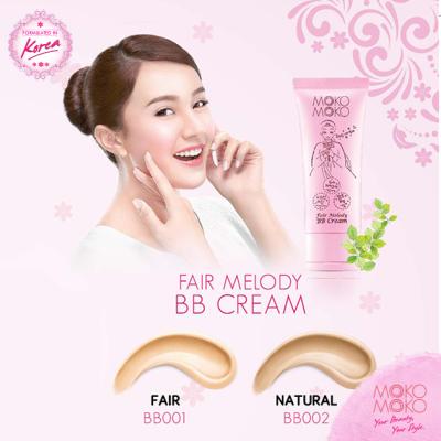 Moko Moko BB Cream