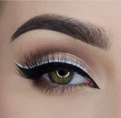 Membuat Mata Tampak Lebih Tajam dan Glamour