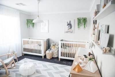 Gemas! Ini Inspirasi Kamar untuk Si Anak Kembar yang Bisa Moms Tiru