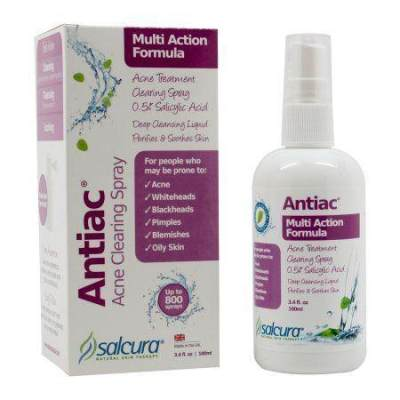Salcura Antiac Acne Clearing Spray