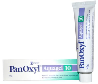 Panoxyl 10 Aquagel