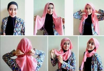 4. Hijab Hana Tajima
