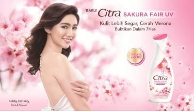 1. Citra Sakura Fair UV