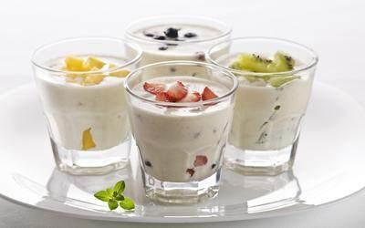 6. Yogurt Rendah Lemak