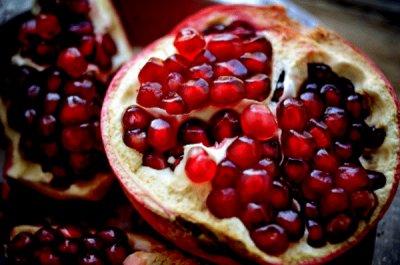 Buah-buahan Tinggi Antioksidan
