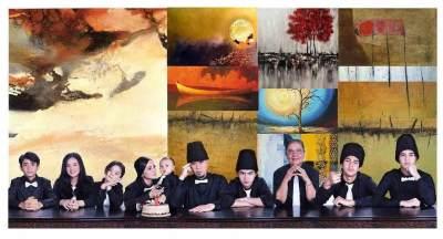 Wow, Inilah Deretan Artis Indonesia yang Punya Banyak Anak, Keluarganya Ramai Abis!