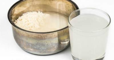 Jangan Buru-buru Buang Air Cucian Beras, 5 Manfaatnya Bisa Jadikan Moms Cantik dan Sehat!