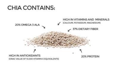 Sehat & Cantik Dengan Chia Seeds