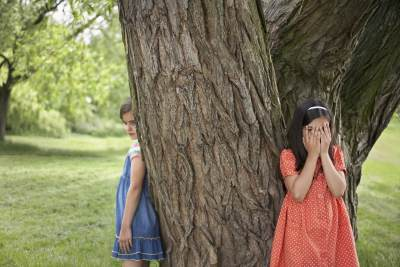 3. Hide and Seek