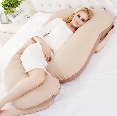 Moms, Ini Posisi Tidur Terbaik Saat Hamil 9 Bulan